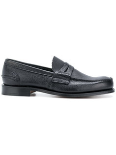 classic formal loafers Churchs