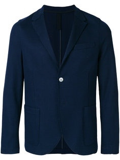 неструктурированный пиджак с застежкой на две пуговицы  Harris Wharf London