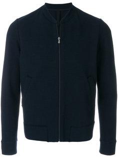 куртка-бомбер узкого кроя Harris Wharf London