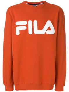 толстовка с принтом логотипа Fila