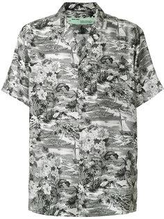 рубашка с короткими рукавами Off-White