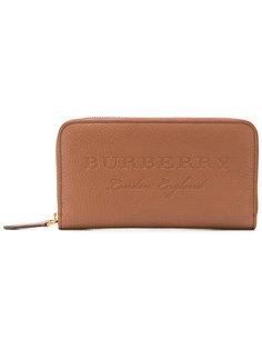 кошелек на молнии Burberry