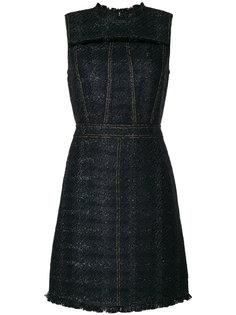 твидовое платье Aria Tory Burch
