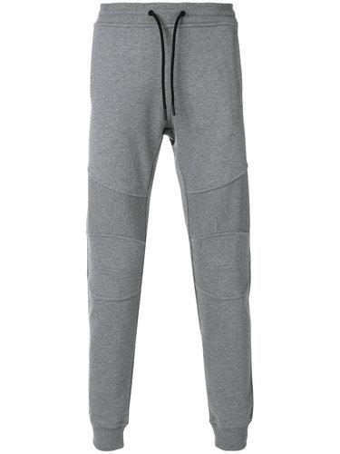 спортивные брюки с принтом логотипа Belstaff