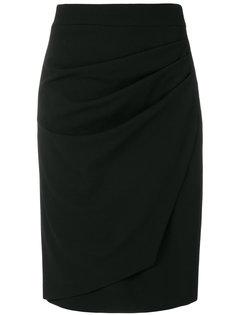 классическая юбка-карандаш  Giorgio Armani
