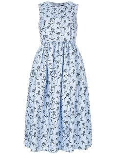 платье с цветочным принтом Sofie Dhoore