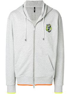 zipped hoodie  Versus