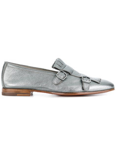 tassel buckle loafers  Santoni