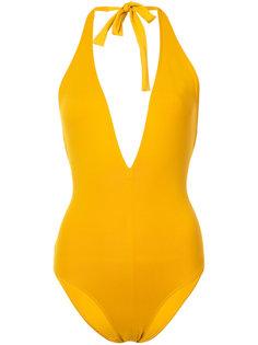 deep V-neck swimsuit Eres