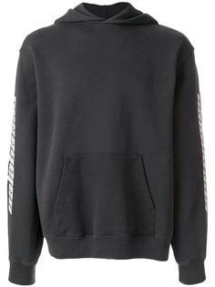 calabasas embroidery hoodie Yeezy