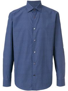 рубашка с принтом Gancini Salvatore Ferragamo