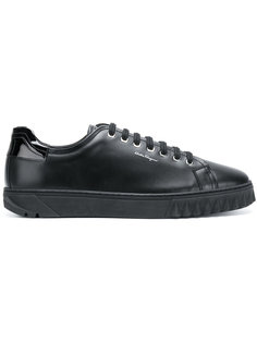 кроссовки со шнуровкой Salvatore Ferragamo