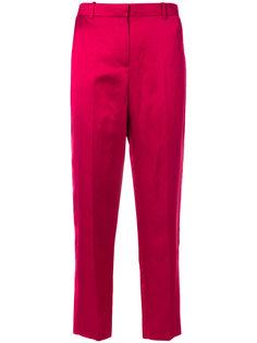 зауженные брюки с завышенной талией Givenchy