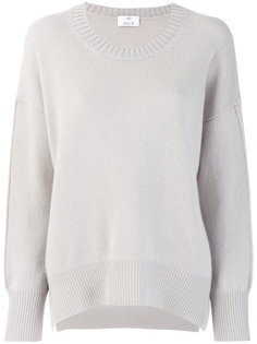 свитер с круглым вырезом Allude