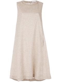 платье шифт без рукавов  Fabiana Filippi