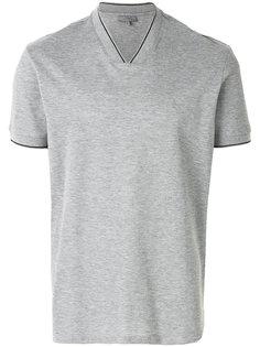 футболка с V-образным вырезом Lanvin