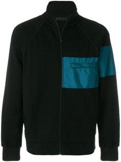 zipped sweatshirt Prada