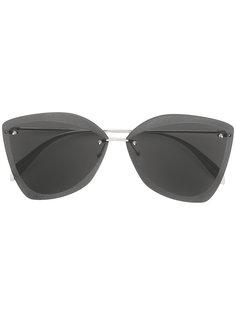 солнцезащитные очки Sculpted Alexander Mcqueen Eyewear