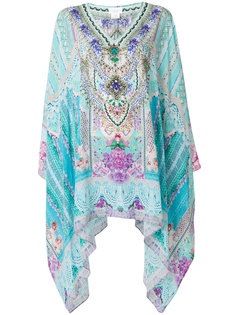 платье с принтом  Camilla
