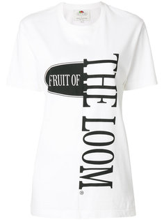 футболка fruit of the loom Cédric Charlier