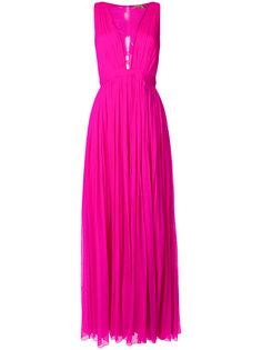 платье без рукавов  Nº21