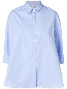 рубашка свободного кроя Aspesi