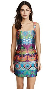 Cynthia Rowley Monte Carlo Mini Dress