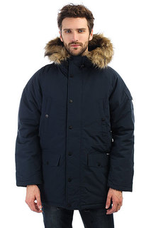 Куртка зимняя Carhartt WIP Anchorage Parka Navy