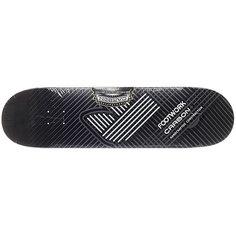 Дека для скейтборда для скейтборда Footwork Carbon Fusion Black 32.1 x 8.375 (21.3 см)