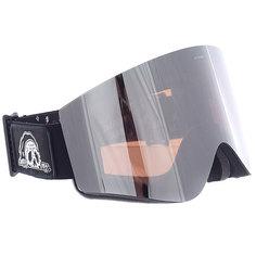 Маска для сноуборда Electric Egx Sketchy Tank+bl/Brose/Silver Chrome