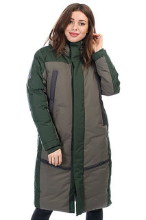 Куртка парка женская Запорожец Telogreika Olive Green
