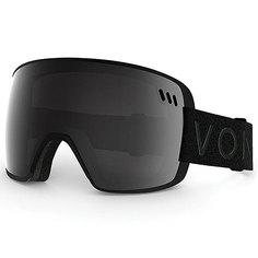 Маска для сноуборда Von Zipper Alt Xm Black Satin/Blackout