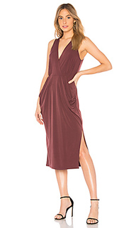 Платье с драпировкой - BCBGeneration