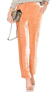 Бархатные брюки vana - Golden Goose