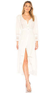 Макси платье desert victorian - LoveShackFancy