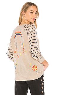 Пуловер с рукавами реглан brooklyn - Lauren Moshi