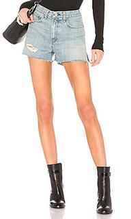 Джинсовые шорты justine - rag & bone/JEAN