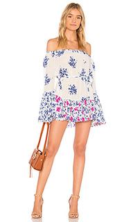 Платье flourish - ROCOCO SAND