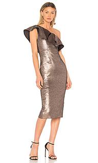 Платье с одним плечом tabitha - RACHEL ZOE