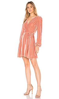 Платье с запахом duchess - Yumi Kim