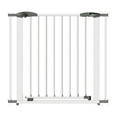 Ворота безопасности 73-96 см, Clippasafe, белый