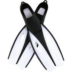 Ласты для плавания для взрослых, р-р 40-42, Bestway, белые