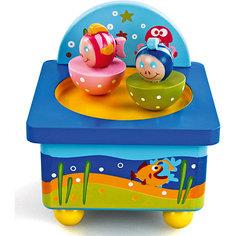 Волшебная коробочка муз., зав. Подводный мир Mapacha