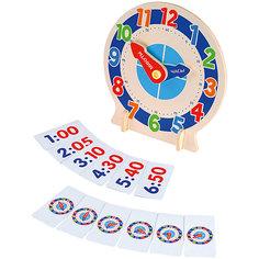 """Развивающая игра с карточками """"Изучаем время"""" Mapacha"""