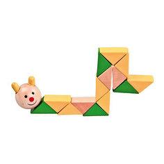 Логическая игрушка  Гусеница Mapacha