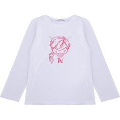 Футболка с длинным рукавом Wojcik для девочки