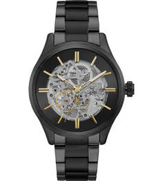 Кварцевые часы с люминесцентными стрелками Kenneth Cole