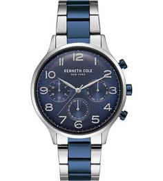 Кварцевые часы с хронографом Kenneth Cole