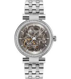Часы с серебристым металлическим браслетом Kenneth Cole
