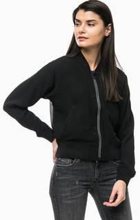 Однотонная куртка с подкладкой из вискозы Diesel